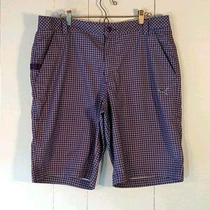4 pockets puma golf short